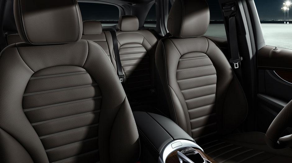 2016 Mercedes-Benz GLC-Class interior design
